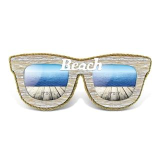 Nautical Decor Vintage Beach Sunglass Frame
