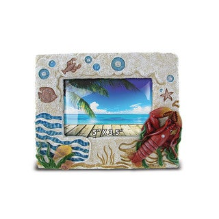 Stone Resin Lobster Frame