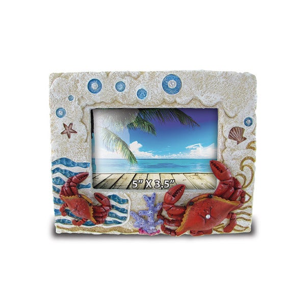 Stone Resin Crab Frame