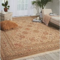 Nourison Royalty Ivory Area Rug