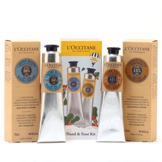 L'Occitane 2-piece Hand and Foot Set