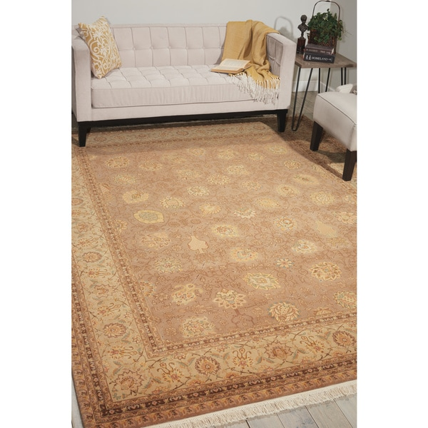 Nourison Royalty Green Area Rug