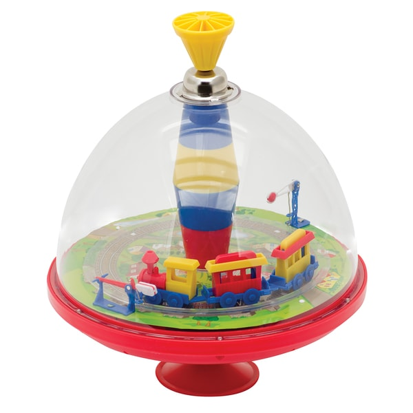 Schylling Train Spinning Top With Sound