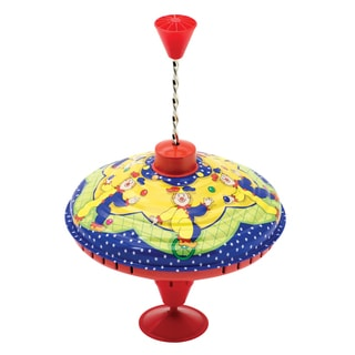 Schylling Jester Spinning Novelty Top