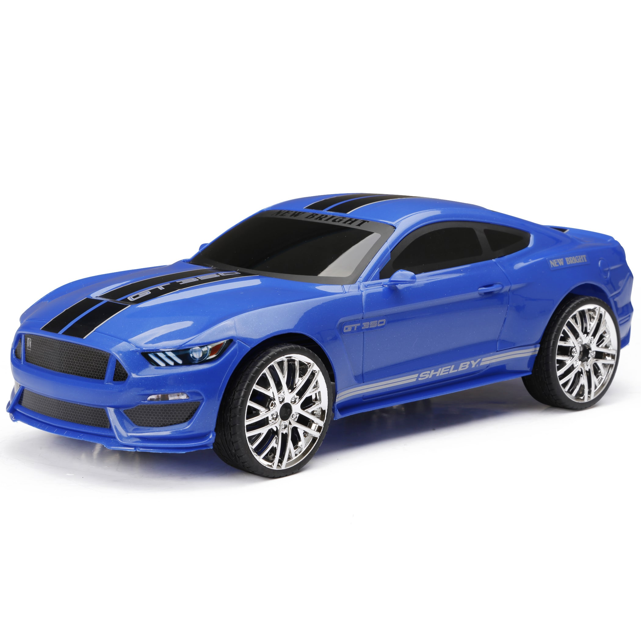 New Bright 1:12 R/C Full-function Shelby Mustang (1:12 R/...