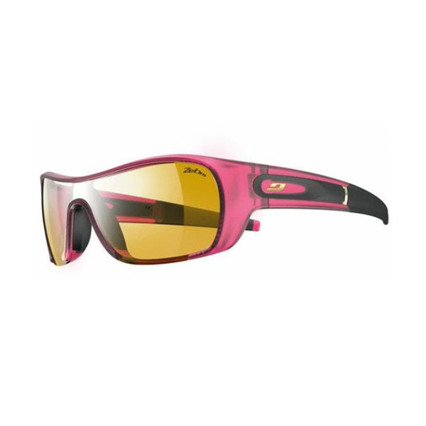 c4f73ac6ab5 Shop Julbo 4583118 Shield Zebra   Cat. 2 - 4 Sunglasses - Free Shipping  Today - Overstock.com - 12510093