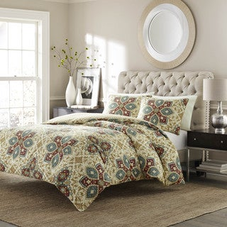 Stone Cottage Flora Cotton Sateen Comforter Set