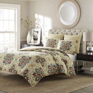 Stone Cottage Flora Cotton Sateen Comforter Set