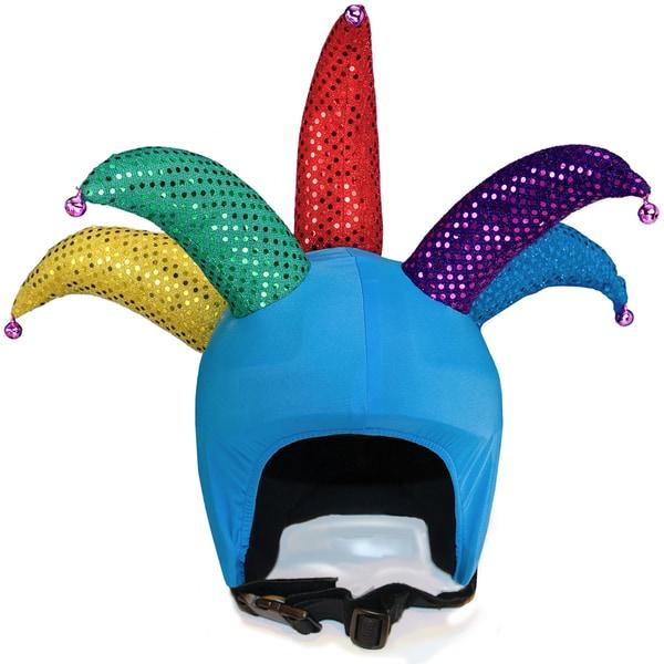 StretcheeHeads Hankster the Prankster Spandex Helmet Cover