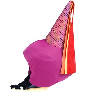 stretcheeHeads Princess Mona Leza Spandex Helmet Cover