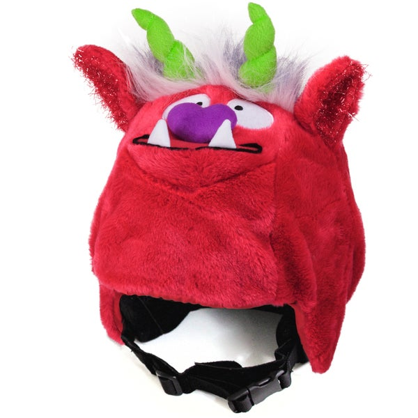 crazeeHeads Cupid Plush Helmet Cover