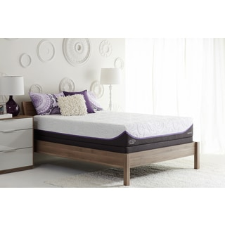 Optimum by Sealy Posturepedic Inspiration Gold Plush Queen-size Mattress