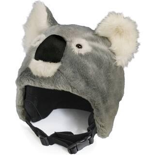 crazeeHeads Kookie the Koala Multicolored Plush Fabric Helmet Cover https://ak1.ostkcdn.com/images/products/12510344/P19317369.jpg?impolicy=medium