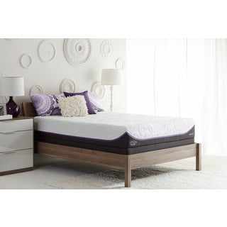 Optimum by Sealy Posturepedic Inspiration Gold Plush California King-size Mattress Set