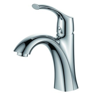 Y-Decor Polished Chrome Single-handle Lavatory Faucet with Pop-Up Drain