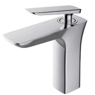 Luxurious Chrome Finish Single-handle Lavatory Faucet|https://ak1.ostkcdn.com/images/products/12510510/P19317338.jpg?impolicy=medium