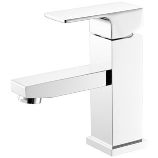 Y-Decor Luxurious Steel/Brass Single-handle Lavatory Faucet with Chrome Finish