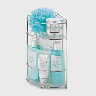 Metal Holder Bath and Body Gift Set