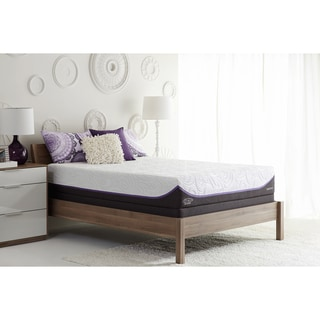 Optimum by Sealy Posturepedic Inspiration Gold Plush Queen-size Mattress Set