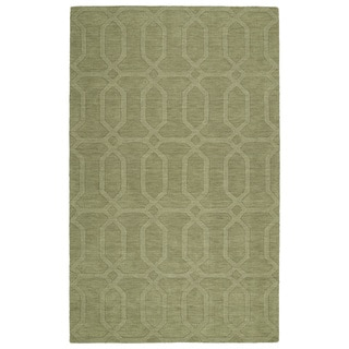 Trends Sage Pop Wool Rug (9'6 x 13'6)