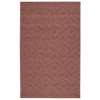 Trends Rose Phoenix Wool Rug (9'6 x 13'6)