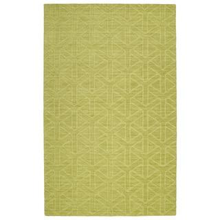 "Trends Wasabi Prism Wool Rug - 9'6"" x 13'6"""