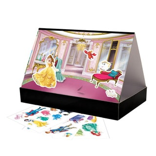 Colorforms Create a Story Disney Princess Restickable Playset
