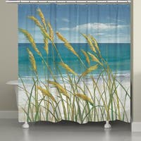 Laural Home Ocean Breeze Shower Curtain