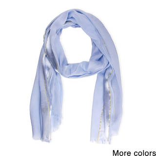 Saachi Women's Trim Scarf (China)
