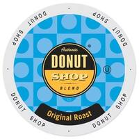 Authentic Donut Shop Blend Original Roast Single-serve K-cups for Keurig Brewers
