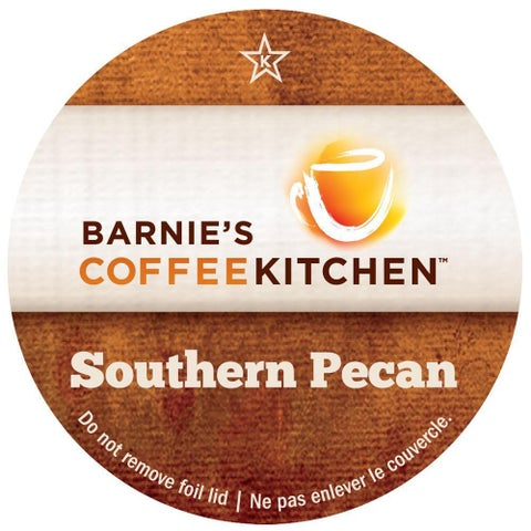 Barnie's Coffee Kitchen Southern Pecan Single-serve Portion Pack for Keurig K-Cup Brewers