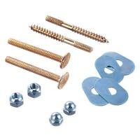 Plumb Craft Waxman 7641900T Toilet Bolt & Screw Set