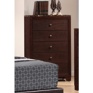 Coaster Company Brown Wood Transitional Chest