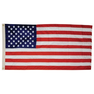 Valley Forge US4PN 4' X 6' Nylon US Flag
