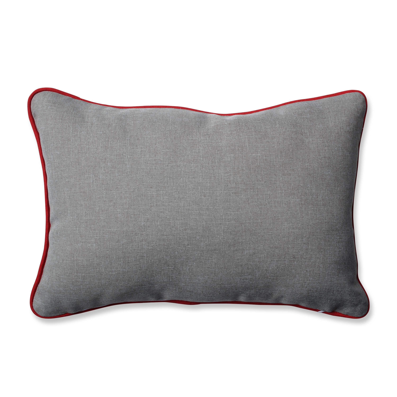 Admirable Pillow Perfect White Christmas Grey Rectangular Throw Pillow Uwap Interior Chair Design Uwaporg