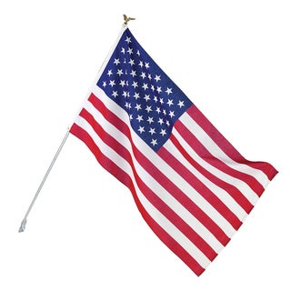 Valley Forge AA-US1-1 Polyester American Flag Set