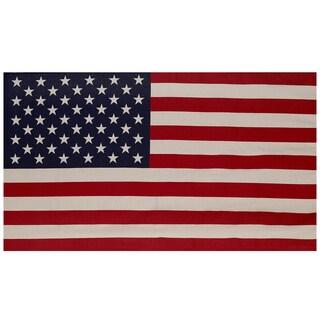 Valley Forge 99000-1 2-1/2' X 4' Polycotton U.S. Flag