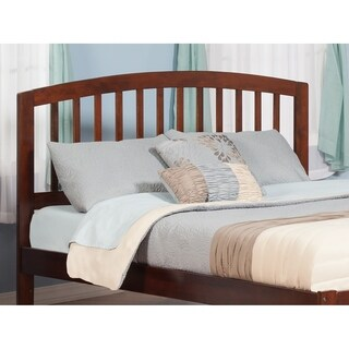 Atlantic Furniture Richmond Walnut Wood Queen Headboard