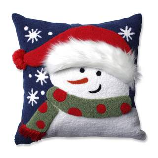 Pillow Perfect Frosty Multi 16.5-inch Throw Pillow