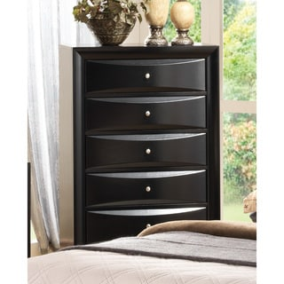 Coaster Company Briana Black Wood Chest