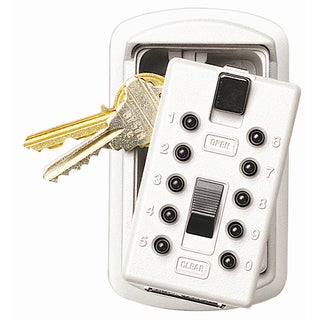 GE Security 001004 AccessPoint Assorted Size Portable KeySafe