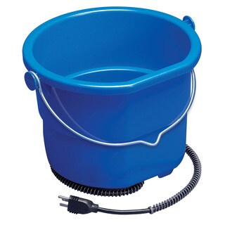 Allied Precision 10FB 10 Quart Heated Bucket
