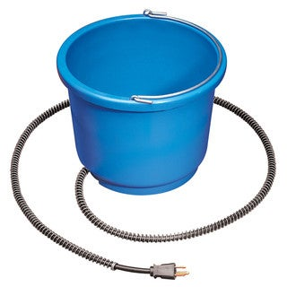 Allied Precision 9HB 9 Quart Heated Bucket
