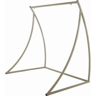 Pawleys Island Hatteras Taupe Steel Double-swing Stand
