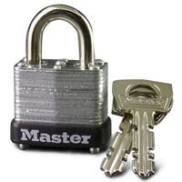 Master Lock 10D No. 10 Warded Laminated Padlock