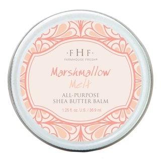 FarmHouse Fresh Marshmallow Melt All Purpose 1.25-ounce Shea Butter Balm