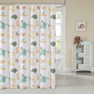 Ink+Ivy Jacala Multi Shower Curtain