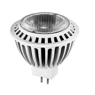ProLED LED Light Bulb Warm White. Hi Quality MR16, 7W(=50W). 6 or 12Pk.