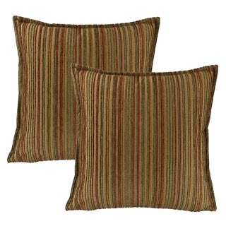 Sherry Kline Ridgecrest 20-inch Decorative Throw Pillow (set of 2)