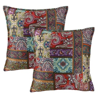 Sherry Kline Pebbledon 20-inch Decorative Throw Pillow (set of 2)